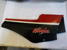 84-85 KAWASAKI NINJA ZX900 *RIGHT SIDE COVER/FAIRING/COWL;         (028)
