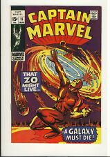Captain Marvel #15 VF/NM  Sensational comic and story look at interior artwork!!