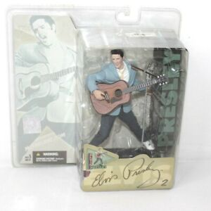 Elvis Presley 2 50th Anniversary of First Recording Figure McFarlane Toys 2004