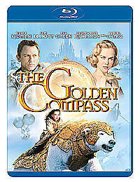 The Golden Compass (Blu-ray, 2008, 2-Disc Set)