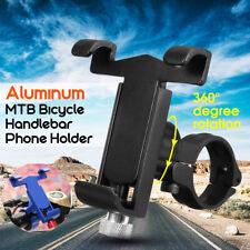 Aluminum Bicycle MTB Bike Motorcycle Handlebar Phone Holder Mount Fo
