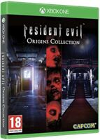 RESIDENT EVIL ORIGINS COLLECTION - Xbox One  - MINT - FAST SAME DAY POST