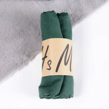 Girls Cotton-flax Scarfs Hijab Elegant Sarong Shawl Candy Muffler Neckerchief