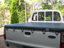 UTE TONNEAU COVER for FORD COURIER DUAL CAB 1988-1996 (TNSTC021)