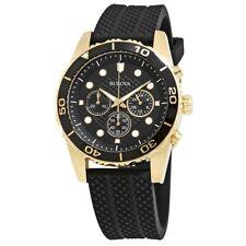 NEW Bulova Sport Men's Chronograph Watch - 98A191