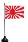 Japan Rising Sun Navy Ensign Polyester Table Desk Flag