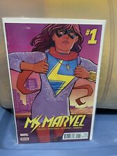 Ms Marvel #1 Marvel Comics 2016 Series