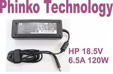 New Genuine Original Adapter Charger for HP Pavilion DV7-4004tx 18.5V 6.5A 120W