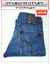 """VINTAGE LEVIS 505'S REGULAR FIT JEANS  W29"""" L32"""" APROX SIZE UK 8 / 10 (T84)"""