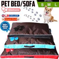 Waterproof  Dog Bed Mattress Cushion Double Sided Puppy Cat Pet Mat Pillow Warm