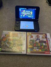 Nintendo 3DS xl poor condition mark on screen worksfine  inc games
