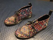 Doc Martens Chukka Stitched Casual Tie Shoes Womens 7 EU 38 Airwair Shoes