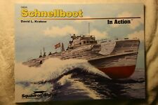 Schnellboot in Action Squadron Signal Book 14035 BRAND NEW