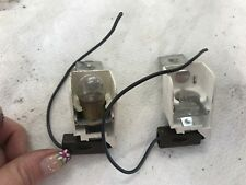 Ford Lincoln Mercury 70's 80's 90's Under Dash Lights Crown Vic LTD Marquis