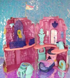 She-Ra CRYSTAL CASTLE Playset Vintage Princess of Power POP MOTU COMPLETE H064