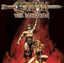 CONAN THE BARBARIAN 4 RADIO DRAMATISATIONS ON MP 3 CD Robert E Howard