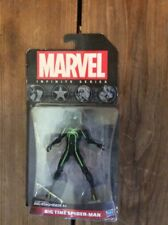 "MARVEL INFINITE SERIES ""BIG TIME SPIDERMAN"" 2014  NEW ON SEALED CARD"