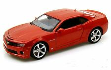 CHEVROLET CAMARO SS RS 1:24 scale diecast model die cast Toy Car metal SSRS