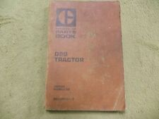 Caterpillar D9G 66A9- CAT Tractor Manual Service Parts Book