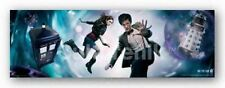 SCIENCE FICTION POSTER Doctor Who Vortex Floating