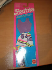 VINTAGE BARBIE 1991 FASHION FINDS MOC DRESS CLOTHES # 2984