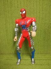 "SPIDERMAN - 10.5"" POSEABLE ACTION FIGURE - MARVEL 2000"
