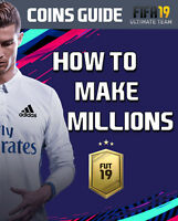 FIFA 19 Coins - 250.000 - Original Guide - PC PS4 XONE - How to make millions?!