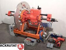 Hauerwas HVS 4 hochtourige Ventilschleifmaschine Kegelschleifen Umfangsschleifen