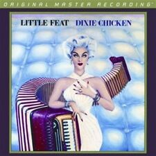 Little Feat-Dixie Chicken +++ 24 carats gold CD + + MFSL MOFI + + NEUF + + OVP