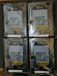 """HARD DRIVE 3.5"""" 1TB 2TB 3TB 4TB 6TB 12TB  SATA HDD CCTV DESKTOP PC DVR lot"""