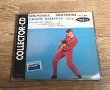 # Johnny HALLYDAY Souvenirs Pourquoi cet amour CD 4 titres 1991 NEUF SCELLÉ