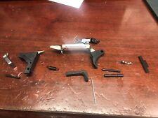 Aftermarket Glock 19 Lower Parts Kit Trigger Both Extended Release/Slide Lock