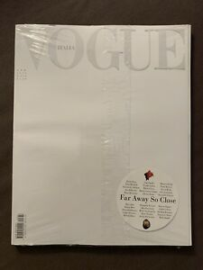 Vogue Italia Magazine Italia - Aprile 2020 N #836 White Edition