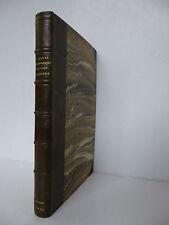 MICHELET. Tableau chronologique de l'histoire moderne. Rel. maroquin signée 1826