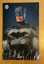 Jim Lee Fan Expo Exclusive Batman Artwork Print 11x17  US SELLER