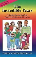 The Incredible Years: A Trouble-Shooting Guide for Parents of Children Aged 2-