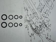 Crosman 760 Rifle (PRE 1977) Seal Repair Kit  (TWO SETS)  & Seal Guide