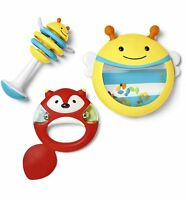 Skip Hop EXPLORE AND MORE MUSICAL INSTRUMENT SET Baby Toys Activities BN