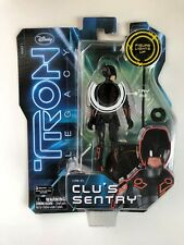 """CLU's SENTRY 4"""" action figure TRON LEGACY Spin Master DISNEY 2010"""