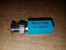 Tektronix 011-0102-01 75 Ohm 0.025% Termination 2V MAX BNC(m) Calibration Load