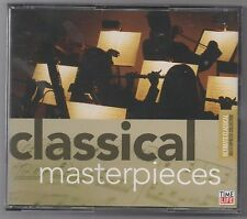 Classical Masterpieces (CD 2010, 3 Discs, Time/Life Music) Handel Messiah