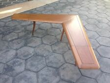 Mid Century Modern Boomerang Style Cocktail Table Coffee Table John Widdicomb