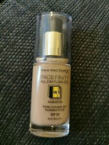 MAX FACTOR Facefinity 3in1 All Day Flawless Foundation 30ml SPF20  Rose beige