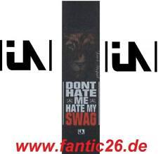Urban Artt Dont hate My Swag Stunt-Scooter Griptape trotinette grip
