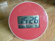 Digital  LED Display Table/Wall Clock Thermometer Calendar