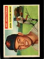 1956 TOPPS #281 ART HOUTTEMAN NM INDIANS  *XR10160