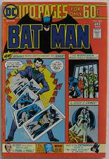Batman #260 (Jan-Feb 1975, DC), NM, Joker cvr & sty, 2nd Arkham Asylum, 100 pgs