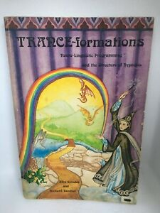 trance formations structure of hypnosis nlp book 1981 trance states,benediction
