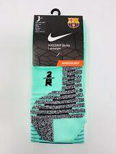 NikeGrip Strike Lightweight Sock Over-the-Calf Nike Soccer Men's Size 6-7.5 FCB