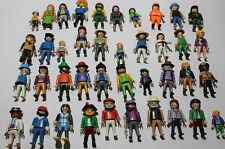 Playmobil 40 Figuren Sammlung Klicky usw Opa mit Gehstock bis Taucherin